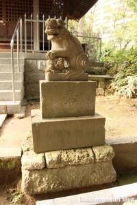 久地神社(川崎市高津区久地)14