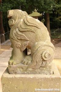 久地神社(川崎市高津区久地)20