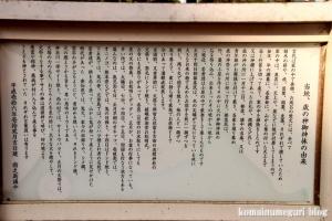 稲荷神社(川崎市多摩区宿河原)12