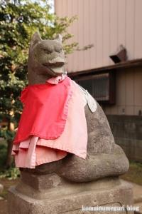 稲荷神社(川崎市多摩区宿河原)6