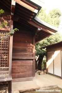 稲荷神社(川崎市多摩区宿河原)5