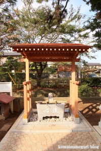 稲荷神社(川崎市多摩区宿河原)10