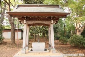長尾神社(川崎市多摩区長尾)1