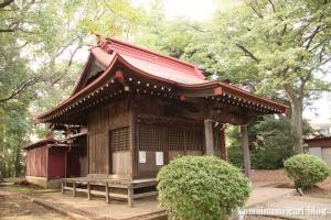 長尾神社(川崎市多摩区長尾)3