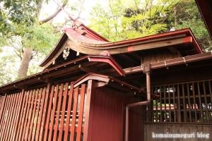 長尾神社(川崎市多摩区長尾)5