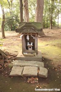 長尾神社(川崎市多摩区長尾)6