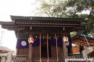 八幡神社(川崎市多摩区宿河原)8