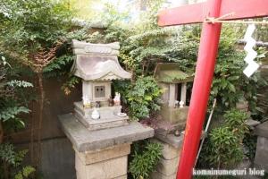 沓稲荷神社(川崎市多摩区宿河原)5