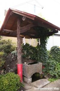 沓稲荷神社(川崎市多摩区宿河原)3
