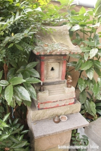 沓稲荷神社(川崎市多摩区宿河原)6