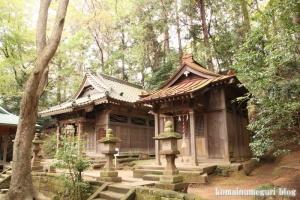 熊野神社(鎌倉市大船)16