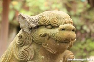 熊野神社(鎌倉市大船)28