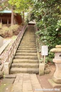 熊野神社(鎌倉市大船)4