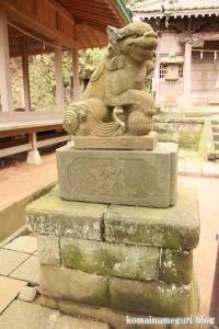 熊野神社(鎌倉市大船)22