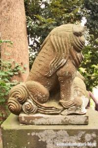 熊野神社(鎌倉市大船)19