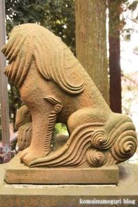 熊野神社(鎌倉市大船)24