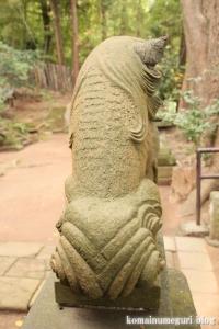 熊野神社(鎌倉市大船)25