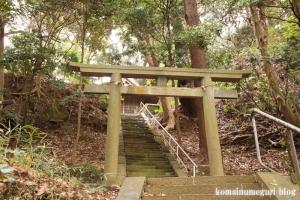 小八神社(鎌倉市台)3