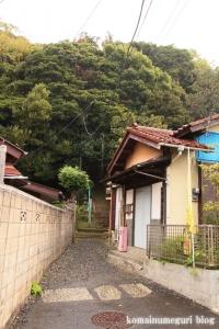 小八神社(鎌倉市台)1