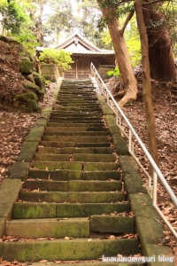 小八神社(鎌倉市台)5