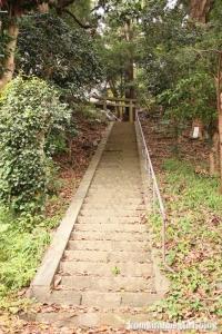 小八神社(鎌倉市台)2