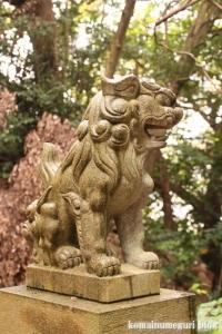 小八神社(鎌倉市台)10