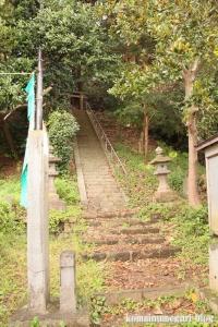 小八神社(鎌倉市台)11