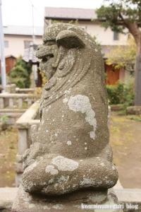 八坂神社(鎌倉市扇ガ谷)15