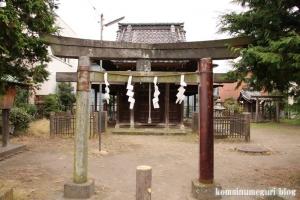 巽神社(鎌倉市扇ガ谷)1