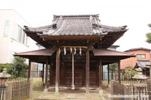 巽神社(鎌倉市扇ガ谷)4