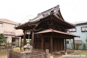 巽神社(鎌倉市扇ガ谷)5