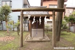 巽神社(鎌倉市扇ガ谷)7