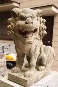 諏訪神社(鎌倉市御成町)7