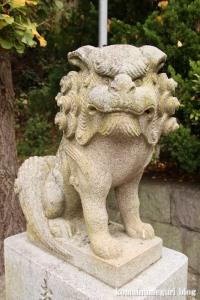 諏訪神社(鎌倉市御成町)11
