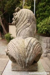 諏訪神社(鎌倉市御成町)9
