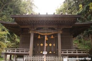 甘縄新明宮(鎌倉市長谷)9