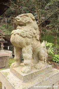 甘縄新明宮(鎌倉市長谷)14