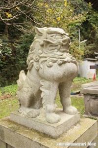甘縄新明宮(鎌倉市長谷)15