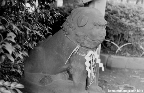 杉山神社(横浜市鶴見区岸谷)3