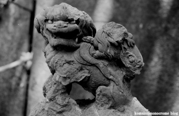 駒岡八幡神社(横浜市鶴見区駒岡)1