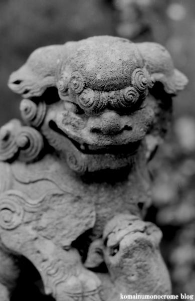 駒岡八幡神社(横浜市鶴見区駒岡)4