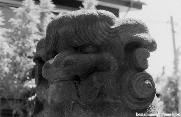 愛宕神社(横浜市鶴見区下末吉)8