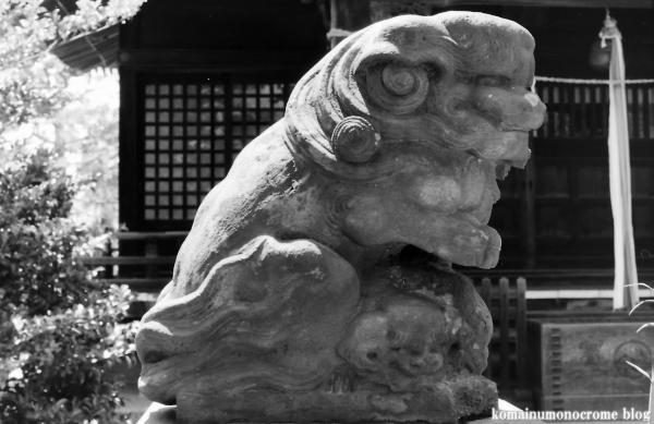 愛宕神社(横浜市鶴見区下末吉)7