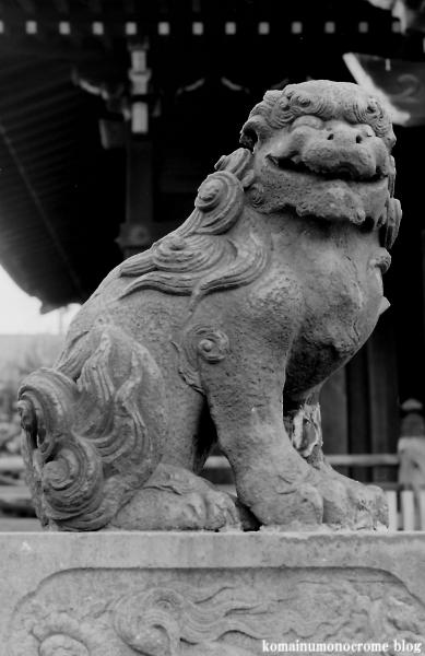 熊野神社(鶴見区市場東中野町)3
