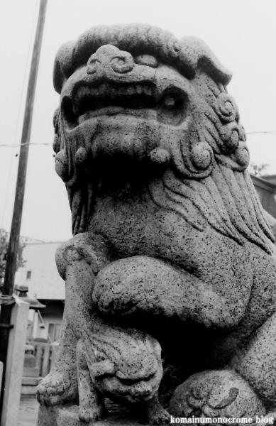 大島八幡神社(川崎区大島)2