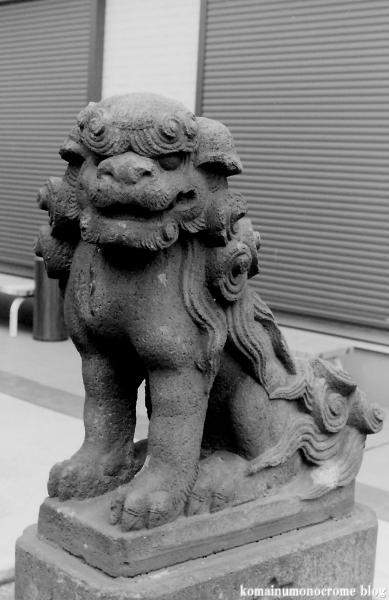 神明神社(川崎区塩浜)2