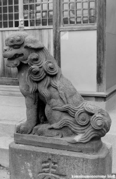 神明神社(川崎区塩浜)1