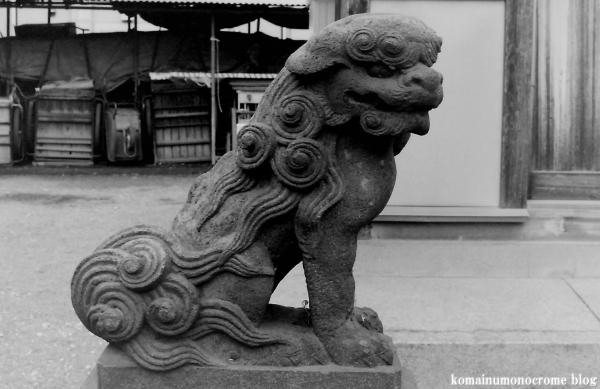 神明神社(川崎区塩浜)3
