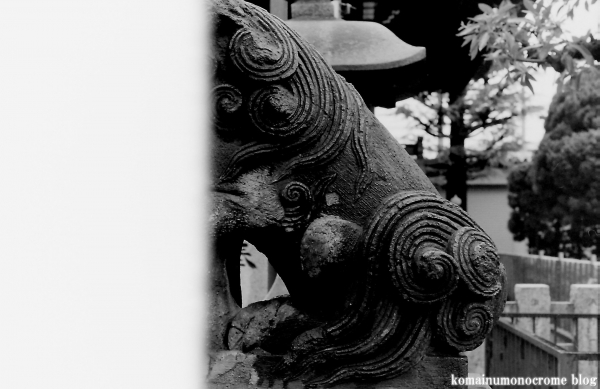 大島八幡神社(川崎区大島)5