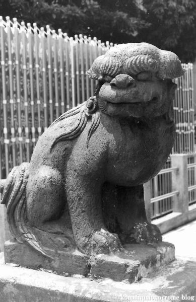 厳島神社(川崎区日ノ出)4